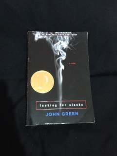 Looking for Alaska (English Version)