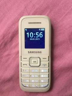 Samsung keypad/bar phone