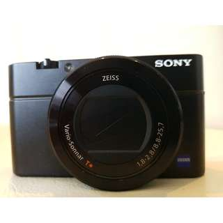 Sony RX-100 Mark III (M3)