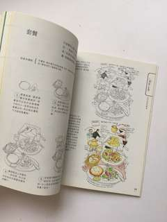 Craft book: Journalling sketching 手帐素描