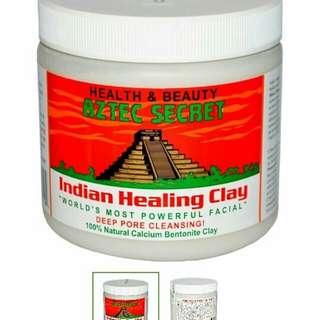 Aztec Indian Clay