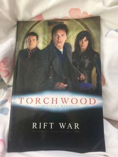 TORCHWOOD Rift War