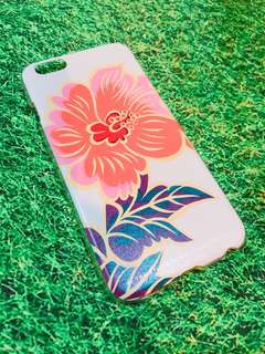 iPhone 6s Casing (White Floral)