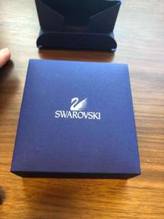 Swarovski Ear Rings Authentic