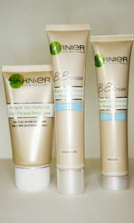 Garnier BB Cream Skin Renew Miracle Skin Perfector DEEP Oil Free.