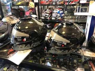 SHARK 碳纖頭盔