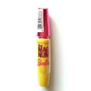 NEW, Maybelline Magnum Barbie Waterproof Mascara
