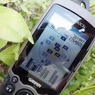 GARMIN GPSmap 60csx 防水手持導航機
