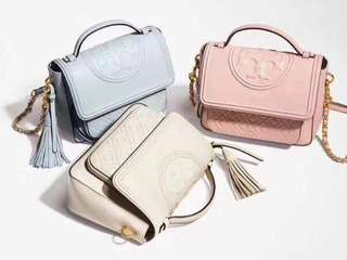 Tory Burch Fleming satchel5️⃣colours
