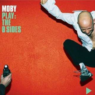 Moby - Play : B-sides (Limited 2LP RED VINYL)