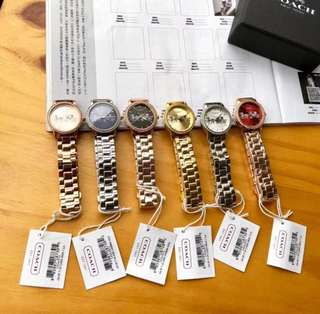 Coach women watch