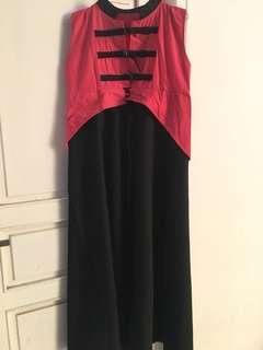 Black Pink Outerwear