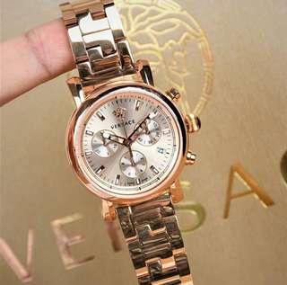 Versace women watch