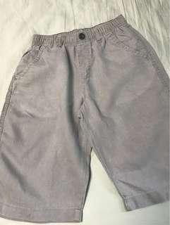 UNIQLO - Boy's Linen Bermudas