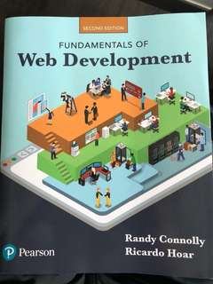 Fundamentals of Web Development (second edition)
