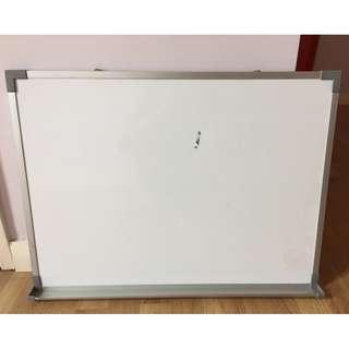 White Board / Papan Tulisan