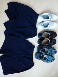 5 Shoes & Clothes for Age 8-11