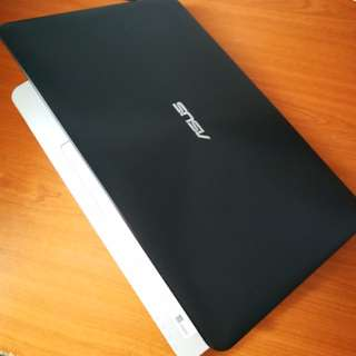 "Like-New Black Asus A555L 15.6"" Elegent Gaming Laptop"