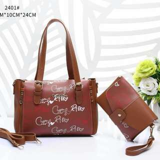 Carlo Rino fashion bag