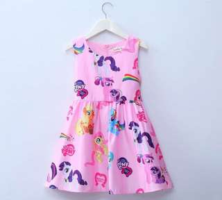 Instocks Pony Dress