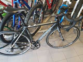 Caad8 +20 Speed Shimano +Fulcrum wheelset