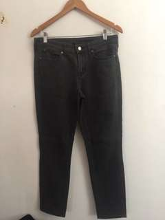 GAP Black Denim Pants