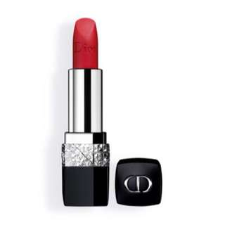 ROUGE DIOR COLLECTION COUTURE - 2017 XMAS LTD ED JEWEL LIPSTICK