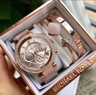 MK Watch Micheal Kors women watch