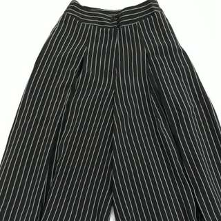 STRIPE CULLOTE PANTS