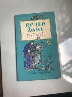 Roald Dahl- the twits