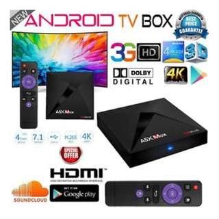 A5x Max: 4G ram + 32G rom + Bluetooth, sport, epl ,, Tv box , android tv box, EPL + android tv box, android tv box latest, world cup , setup box , android box , android tv box 4k