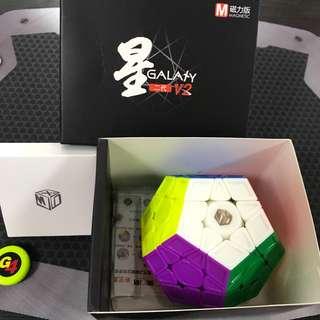 X Men Galaxy V2 M (Magnetic) Megaminx