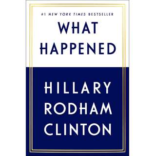 What Happened by Hillary Rodham Clinton - EBOOK