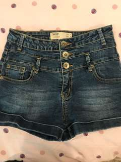 Cotton on jeans short size S