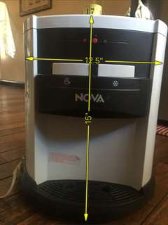 Water Dispenser (Table Top style)