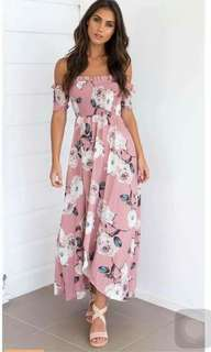 Lianne Floral Dress