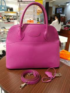 Hermes bolide 31 lilas