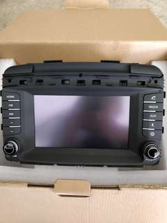 "7"" inch motrex head unit for Kia Sorento"