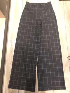 Zara S號 長寬版 褲子 沒穿過