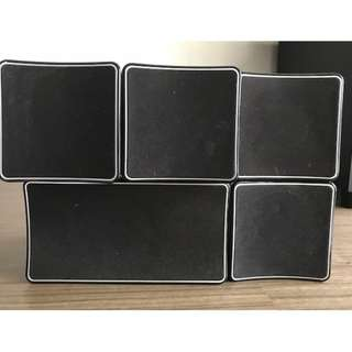 JAMO A102 Satellite Speakers 5.1