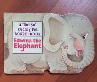 #Blessing : Edwina The Elephant
