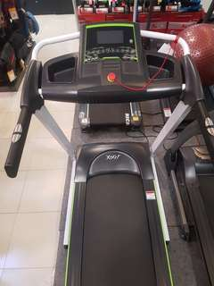 X2 FIT Motorized Treatmill Activity Cukup Bayar Admin 199.000
