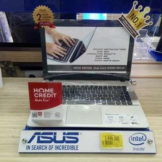 Cicil Laptop Asus Bawa Pulang Hari Ini Juga