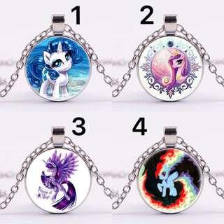 Instocks Pony Necklace