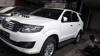 Toyota fortner Vnt 2013 Diesel