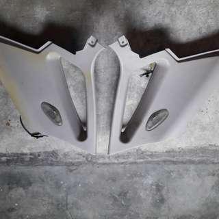 Waja rear piller cover