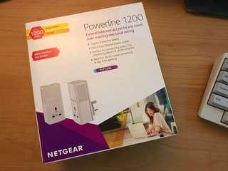 Netgear Powerline 1200 Homeplug