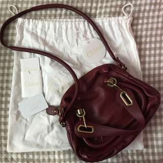 Chloe Paraty Bag Small