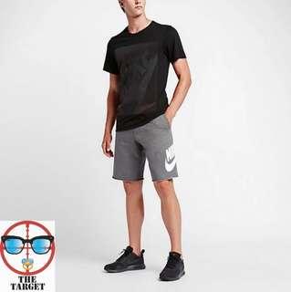 Nike pant 毛圈短褲M L XL XXL …麻180501