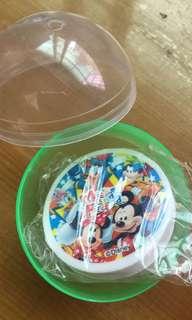 🚚 迪士尼扭蛋橡皮擦